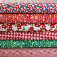 Hope Chest Red 6 fat quarter bundle